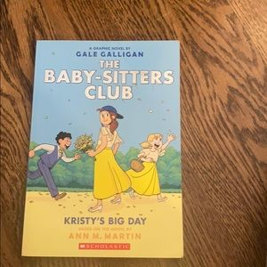 The Babysitters ClubKristy's Big Day Graphic Novel